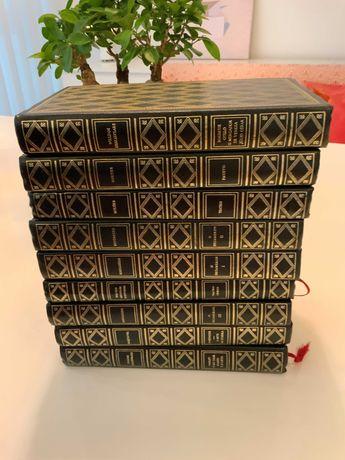 Grandes Clássicos da Literatura Mundial Coleção Antiga