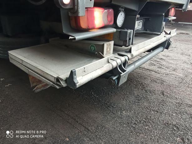 Winda Hydrauliczna Składana ANTEO 24V 1500KG Podest Ruchomy.