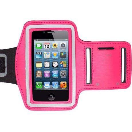 R78 Braçadeira de Desporto Rosa iPhone 3 3GS 4 4S Stock 24h