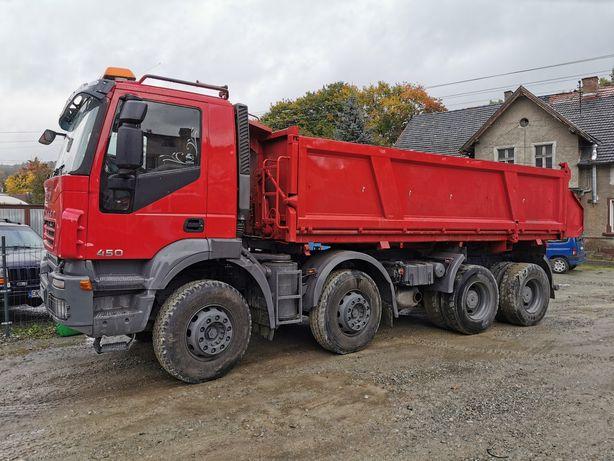 Transport towarowy 18 ton, wywrotka piasek, żwir, kamień, beton.