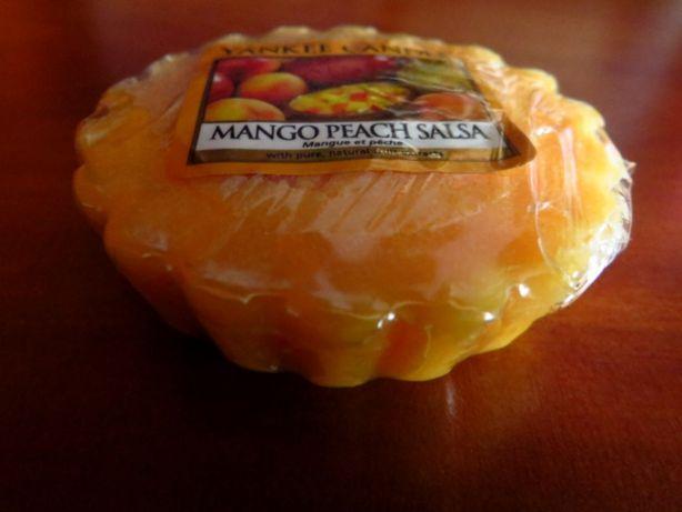 Wosk zapachowy - Mango peach salsa NOWY Yankee Candle