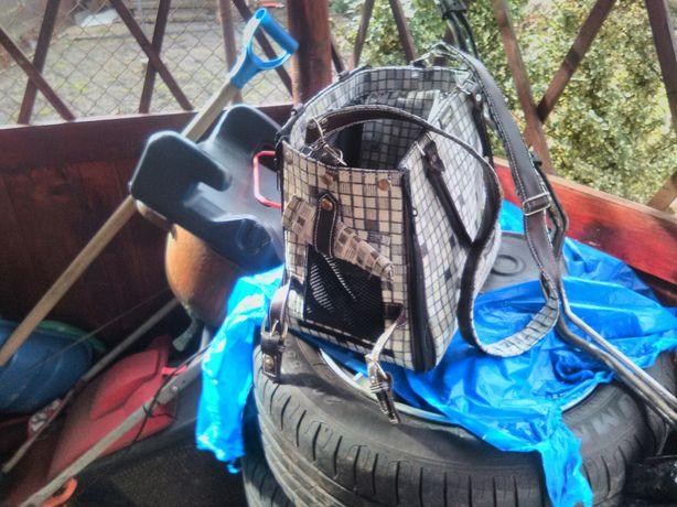 Torba transportowa dla kota i psa