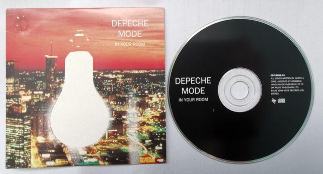 Depeche Mode - In Your Room - CD7 Bong 24 - CD Single - Scandinavia