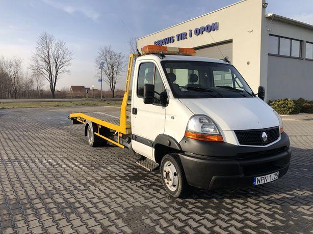 Autolaweta Laweta Auto Pomoc Renault Mascott 3.0DCI