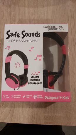 Słuchawki dla dzieci Gabba Goods