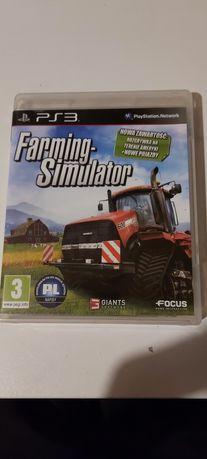 Farming simulator 2013 Ps3 Stan bardzo dobry