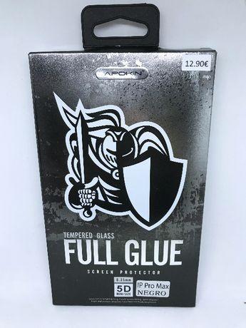 Película de vidro temperado completa iPhone 11 Pro Max - Full Glue