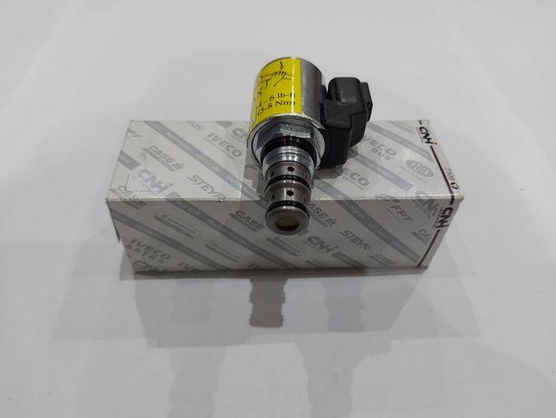 Elektrozawór półbiegów i rewersu Case Mx