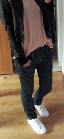 Spodnie jeansowe Levi's 513 skinny leg