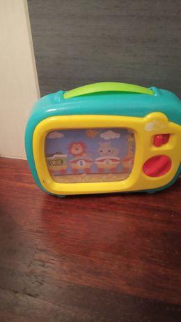 Telewizorek dla dziecka - zabawka