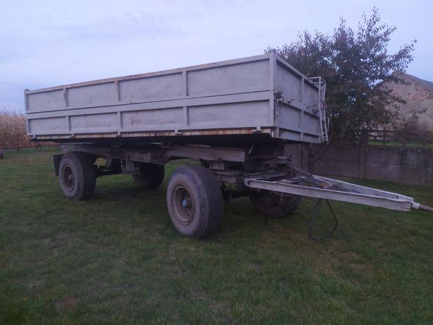 Przyczepa rolnicza hl 8011