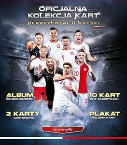 Łączy nas Piłka Oficjalna Kolekcja Kart Reprezentacji Polski 2020