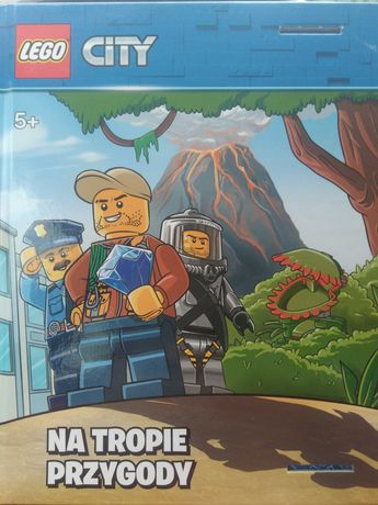 Książki dla dzieci z serii LEGO City