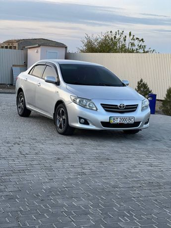 Toyota korolla 2008 год