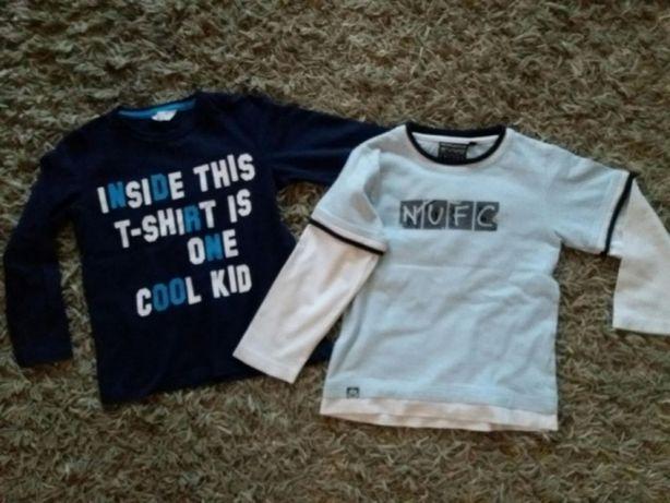 Bluzki t-shirt 5 lat
