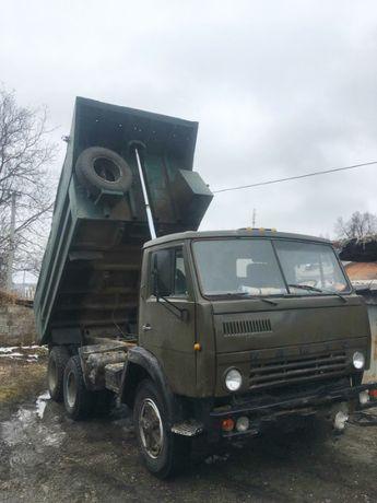 Услуги самосвала КАМАЗ 10 т.