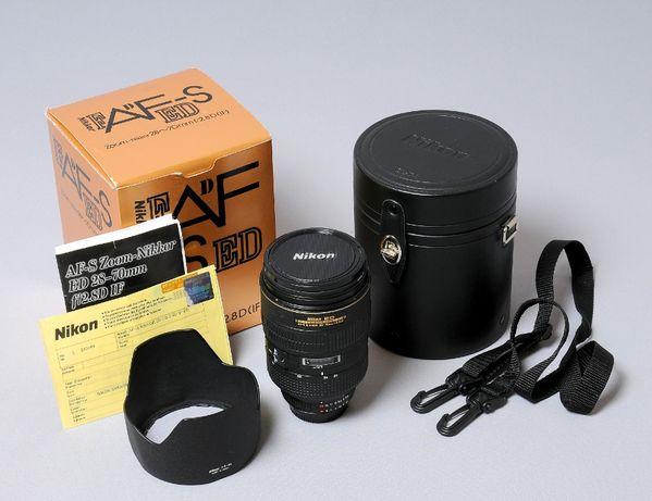 продам об'єктив AF-S Nikkor 28-70\2,8 D (IF)