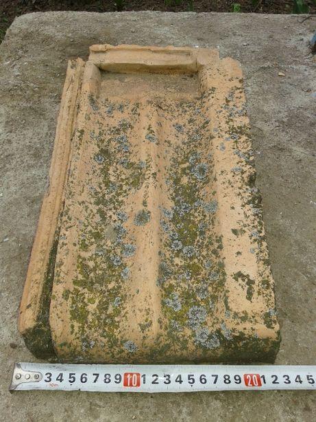 Черепица глиняная керамическая