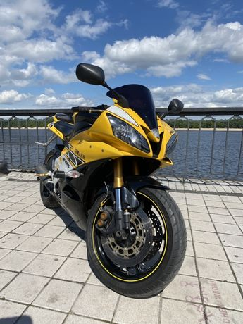 Yamaha YZF - R6 Limited