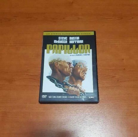 PAPILLON (Steve McQueen/Dustin Hoffman) Eterno Clássico do Cinema 1973