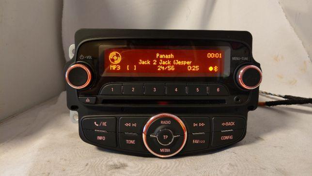 Radio Opel Corsa E Aux Usb BT