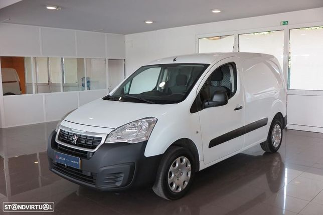Peugeot Partner 1.6 e-HDi Confort 123g