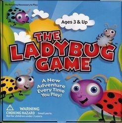 Продам детскую настольную игру Ladybug Game