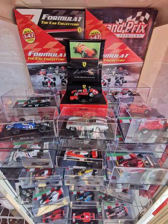 Coleção Fórmula 1