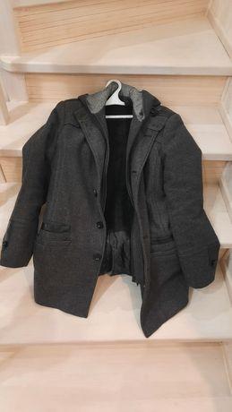 Куртка зимняя на замке