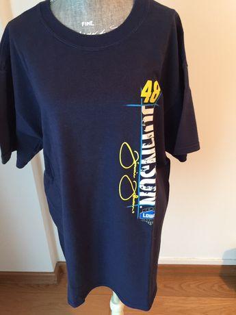 T-shirt Team Lowes Racing