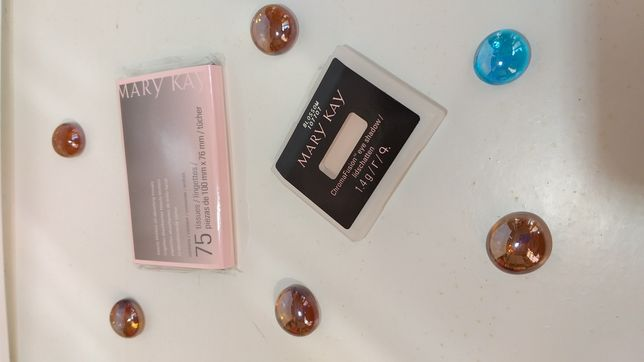 Mary Kay салфетки+тени