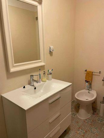 Vendo espelho IKEA Branco
