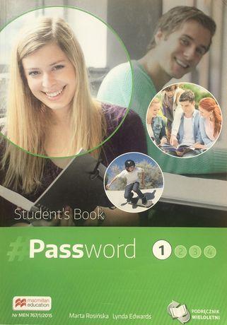 Podręcznik angielski Password 1 SB