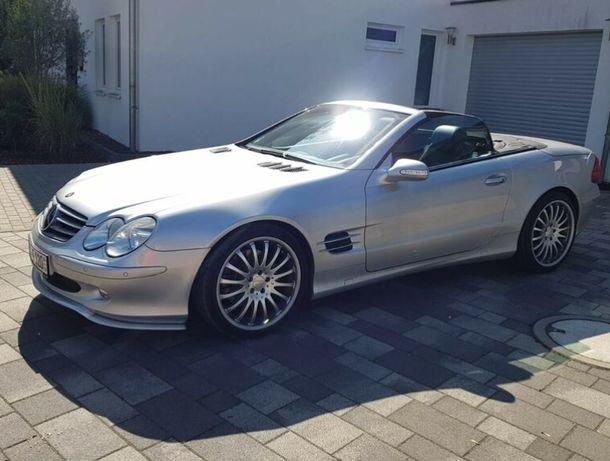 Oryginalne felgi 19' Carlsson Mercedes CLS W211 W210 R129 SL W220 W222