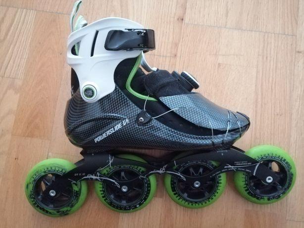 Rolki POWERSLIDE Vi Skates 4X100 85A r. 41