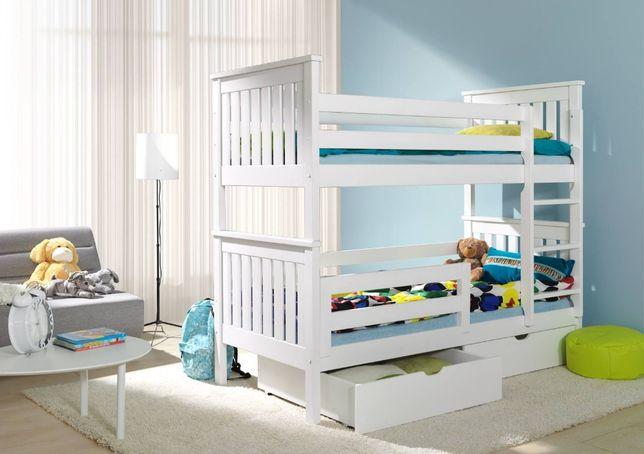 Łóżko piętrowe PAKO 80 x 180
