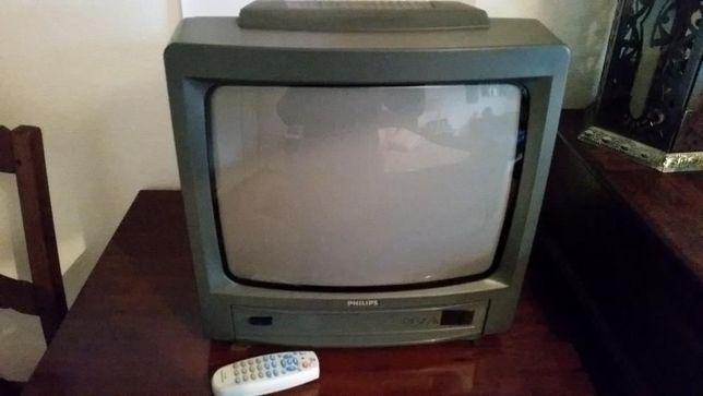 Televisão Philips portátil