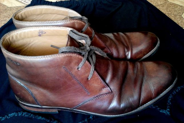 Ботинки (43,5)Clarks 1825.