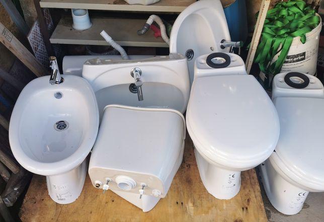 Loiça de casa de banho novo