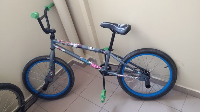 Rower BMX karbon