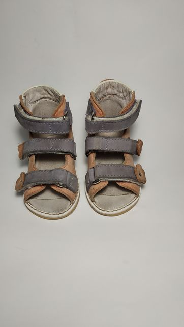 Ортопедические сандалии Ortofoot (Ортофуд) 12,5 см
