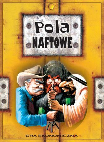 POLA NAFTOWE gra planszowa rodzinna ekonomiczna