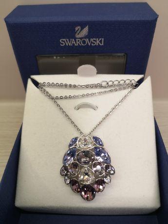 Wisior Swarovski srebro