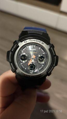Casio G SHOCK AWG -101