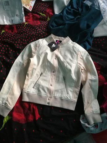 Бомбер, куртка кожаная bargain crazy