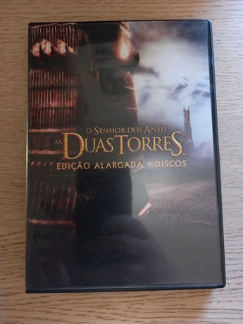 DVD Lord of the Rings The Two Towers - Special Extended Edition
