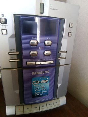 Aparelhagem Samsung