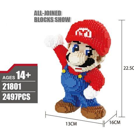 Klocki figurka Super Mario