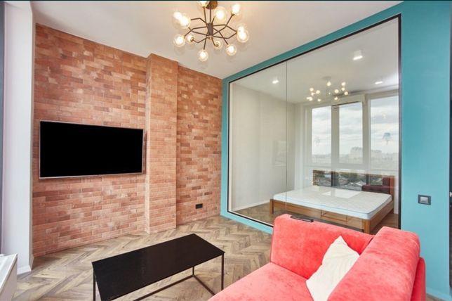 Продам Стильную Новую Квартиру с Дизайнерским ремонтом в Башне Чкалов