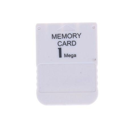 Cartão Memória PS1 1MB - Memory Card PS1 1MB